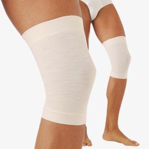 ortopedica-LGB01-ginocchiera-lana-bianca - RelaxSan