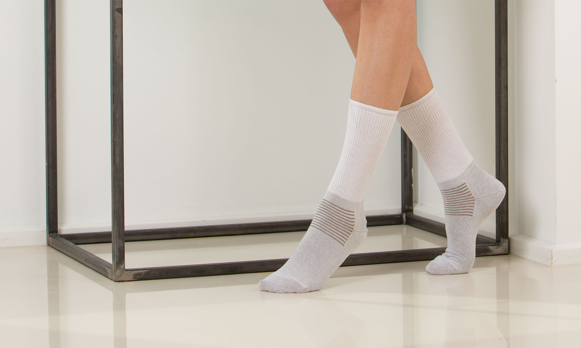 relaxsan-diabetic-socks-550-white
