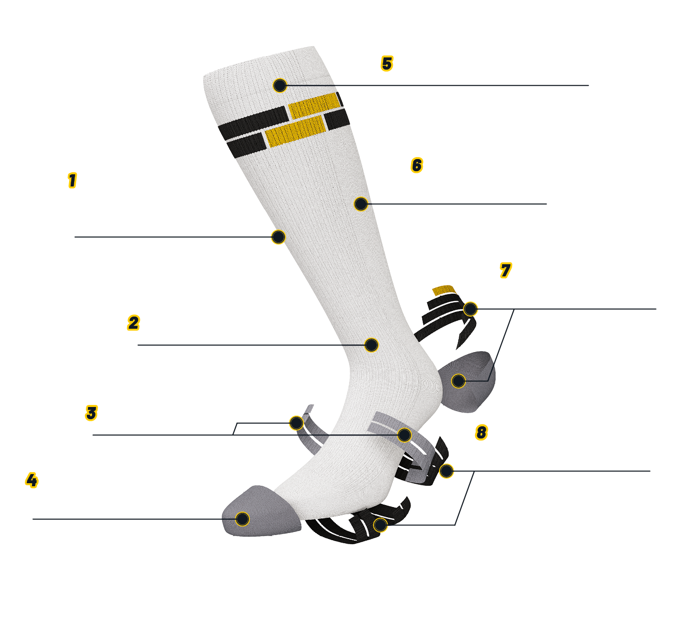 sport-socks-features