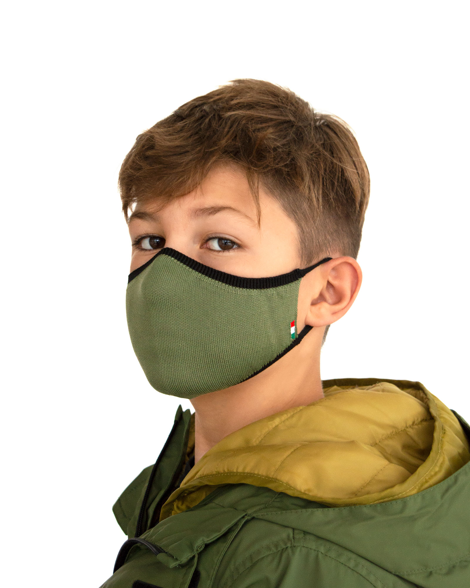 KIDS-MASK-01S-relaxsan-unima-kids-mask_356-HUNTER-GREEN_boy